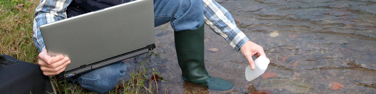 Monitoring the Stream Helps Assure Water Quality